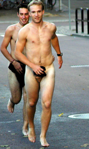 No need to put your running shoes on to catch up with the hot and sexy lads running naked inside straightlads.com.- Galleries 1188